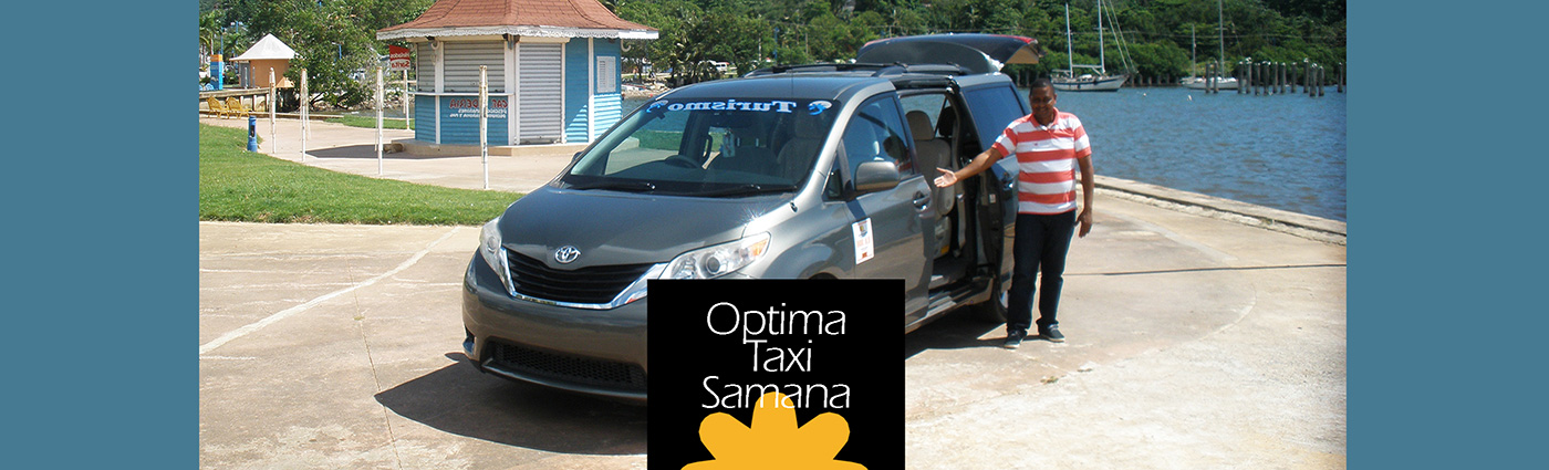 Taxi Rates & Prices in Samana - Optima Taxi Service in Samana Dominican Republic.
