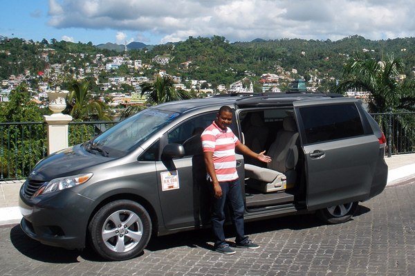 Taxi Service in Samana - Best Taxi Rates from Samana Town Dominican Republic.